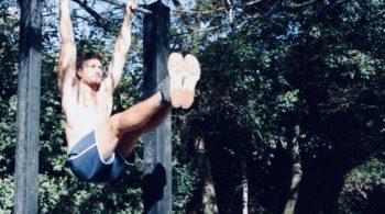 Relevé de jambes, calisthenics, bodyway fitness